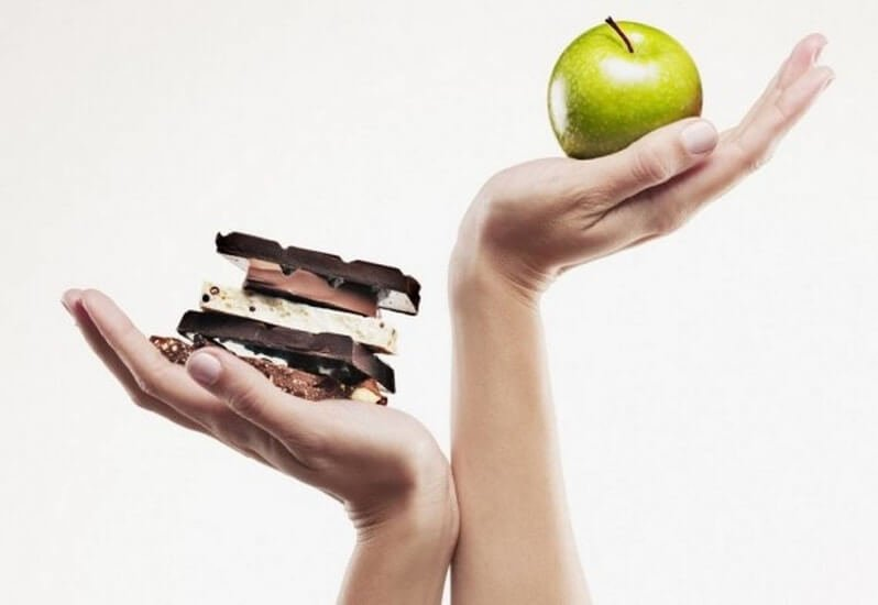 calorie equilibrate