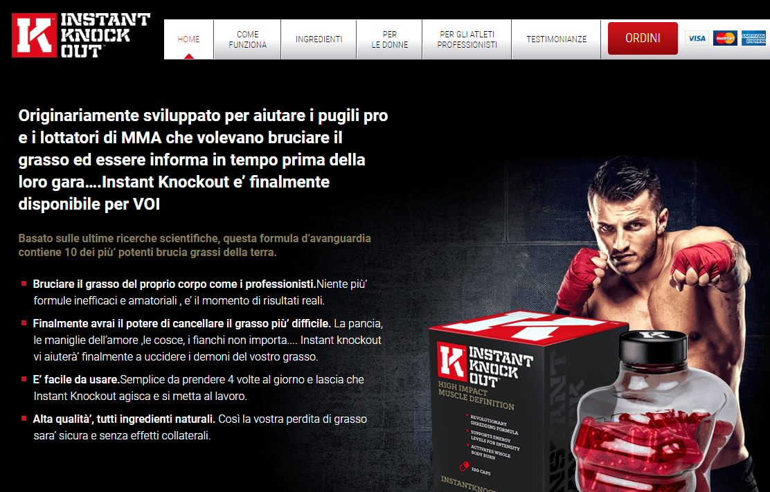 acquista Instant Knockout ora